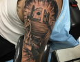 Los Angeles Tattoo Artist Tony Minero 1