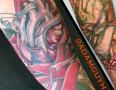 NYC Tattoo Artist Adam Hays 1