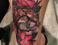 NYC Tattoo Artist Alan Ferioli 4