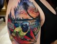 NYC Tattoo Artist Ceci 4