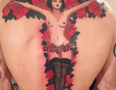 NYC Tattoo Artist Cris Cleen 3