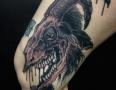 NYC Tattoo Artist Dan Bythewood 1