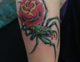 NYC Tattoo Artist Dan Bythewood 2