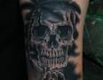 NYC Tattoo Artist Dan Bythewood 3