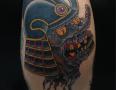 NYC Tattoo Artist Dan Bythewood 4