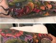 NYC Tattoo Artist David Tevenal 2