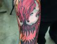 NYC Tattoo Artist David Tevenal 4