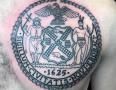 NYC Tattoo Artist Diego V. Mannino 1