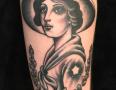 NYC Tattoo Artist Diego V. Mannino 3