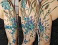 NYC Tattoo Artist Dorothy Lyczek 1