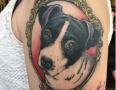 NYC Tattoo Artist Erica Flannes 1
