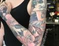 NYC Tattoo Artist Erica Flannes 2