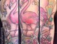 NYC Tattoo Artist Erica Flannes 4