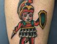 NYC Tattoo Artist Fernando Lions 4