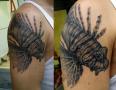 NYC Tattoo Artist George Bardadim 3