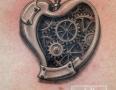 NYC Tattoo Artist George Bardadim 8