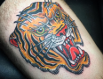 NYC Tattoo Artist Greg Rosenfeld 1