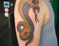 NYC Tattoo Artist Greg Rosenfeld 2