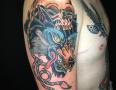 NYC Tattoo Artist Greg Rosenfeld 3