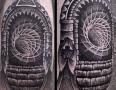 NYC Tattoo Artist John Sultana 4