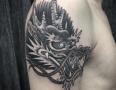 NYC Tattoo Artist Jose Chalarca 2
