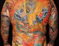 NYC Tattoo Artist Steven Huie 3