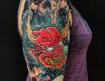 NYC Tattoo Artist Steven Huie 4