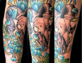 Philadelphia Tattoo Artist Andrew Johnson-Lally 4