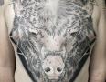 Philadelphia Tattoo Artist Barnsey 1