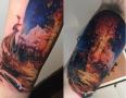 Philadelphia Tattoo Artist Bobby Lockhart 2