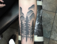 Philadelphia Tattoo Artist David McCall 4
