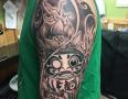 Philadelphia Tattoo Artist Drew Drumm 3
