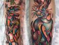 Philadelphia Tattoo Artist Hoode 3