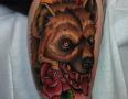 Philadelphia Tattoo Artist Ick Abrams 2