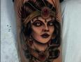 Philadelphia Tattoo Artist Ick Abrams 3
