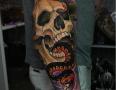 Philadelphia Tattoo Artist Ick Abrams 4