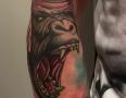 Philadelphia Tattoo Artist John Tarrao 2