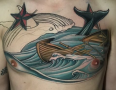 Philadelphia Tattoo Artist John Tarrao 4