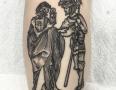 Philadelphia Tattoo Artist Kyle Fitzpatrick 2