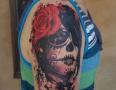 Phoenix Tattoo Artist Andrew Tamayo 1