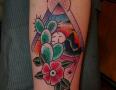 Phoenix Tattoo Artist Andrew Tamayo 2