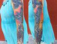 Phoenix Tattoo Artist Bruce Rivera 3