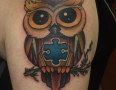 Phoenix Tattoo Artist Cecilia Galindo 1