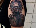 Phoenix Tattoo Artist Cecilia Galindo 3