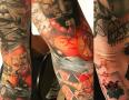 Phoenix Tattoo Artist Dub Weir 4
