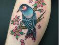 Phoenix Tattoo Artist Kitt Kaufman 1