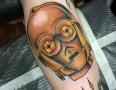 Phoenix Tattoo Artist Kitt Kaufman 2