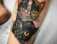 Phoenix Tattoo Artist Kitt Kaufman 4