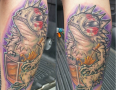 Phoenix Tattoo Artist Kye 2