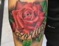 Phoenix Tattoo Artist Lindsay Dorman 1